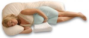 como dormir en el embarazo