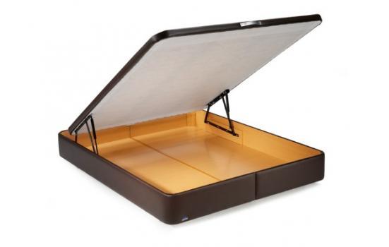 Camas con sistema de almacenaje blog de colchoneskyrios for Camas con almacenaje