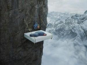como dormir en una noche fria