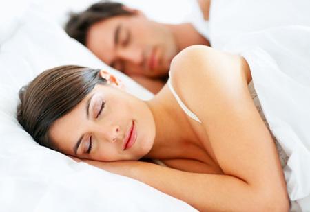 las pautas para quedarte dormido
